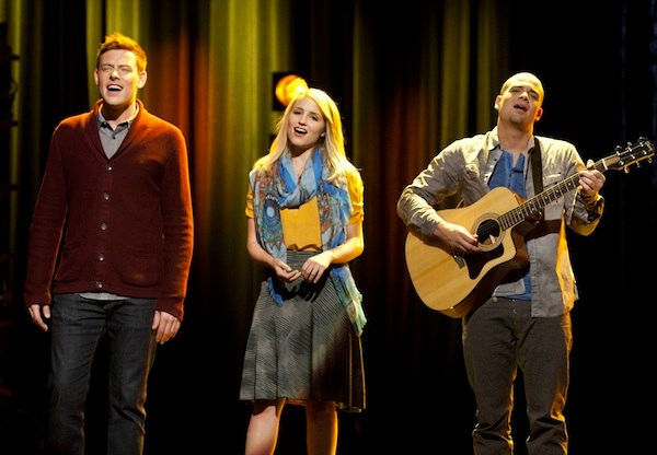 'Glee' Photo Gives First Look at Quinn's Return