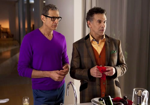 'Glee' Clip: Rachel's Fathers React to Her Engagement to Finn