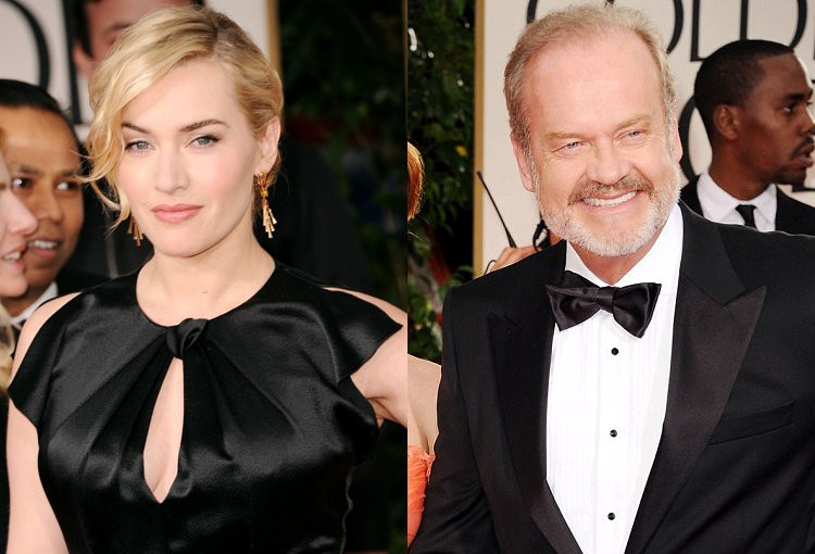 Golden Globes 2012: Kate Winslet and Kelsey Grammer Among Early Winners in TV