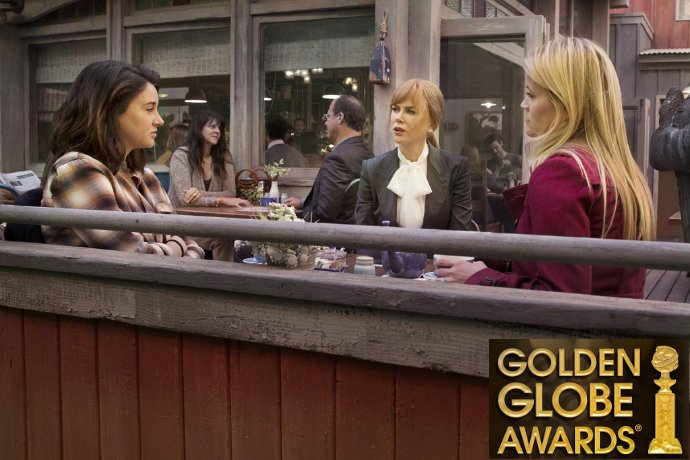 Golden Globes 2018: 'Big Little Lies' Leads TV Nominations With Six Nods