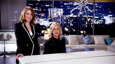 Golden Globes Promo: Tina Fey and Amy Poehler Tease Their 'Opening Song'