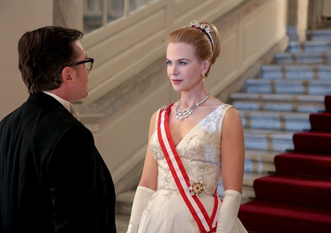 First Official Look at Gorgeous Nicole Kidman as the 'Grace of Monaco'
