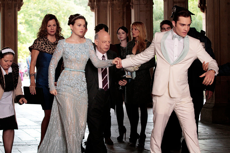 'Gossip Girl' Series Finale Preview: Chuck Is Wanted and Getting Married