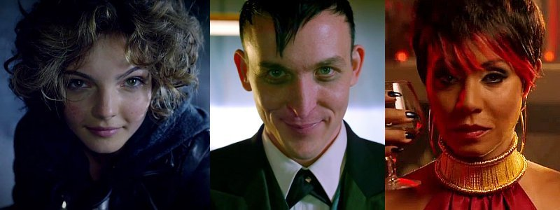 New 'Gotham' Promo Highlights the Villains