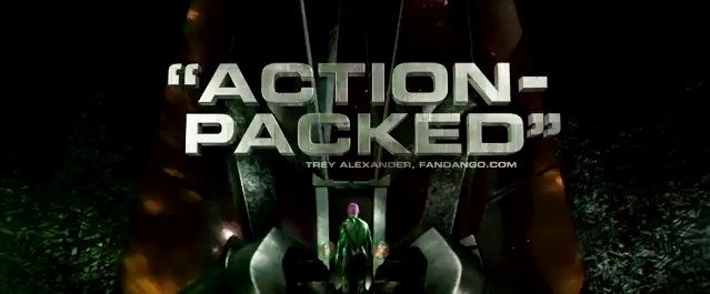 New 'Green Lantern' TV Spot Shares Reviews From Movie Critics