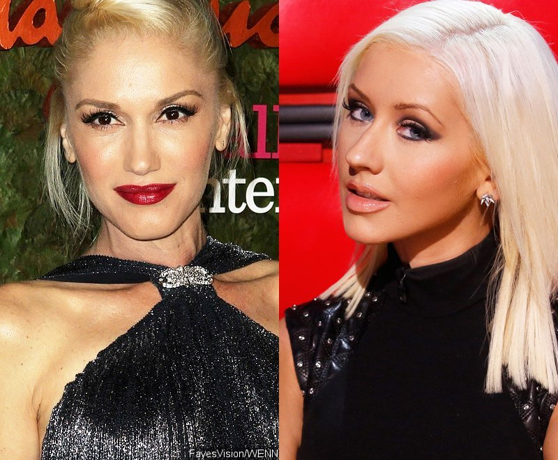 Gwen Stefani Reportedly to Replace Christina Aguilera on 'The Voice'