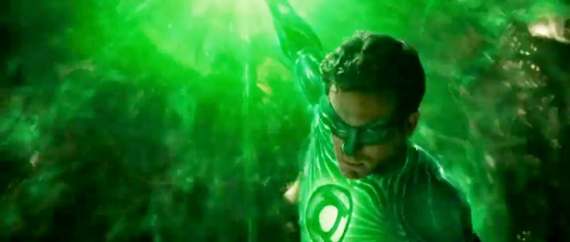 Fresh 'Green Lantern' Clip: Hal Jordan Battling Against Parallax