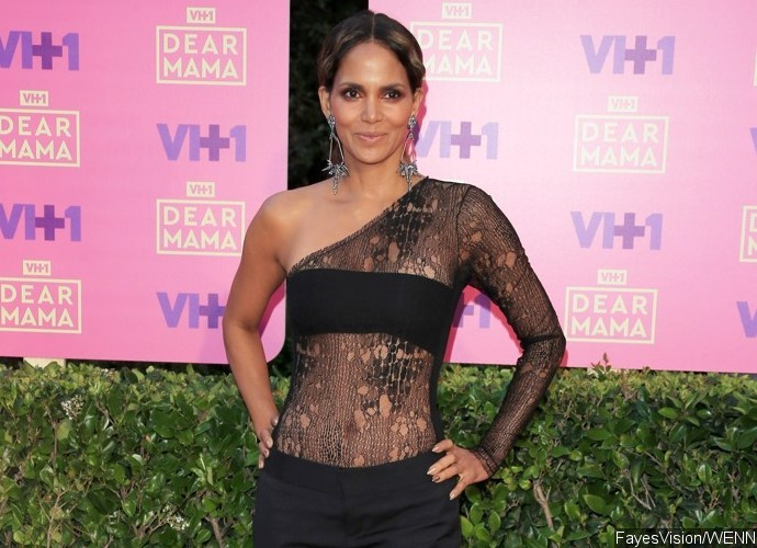 No, Halle Berry Is Not Pregnant!