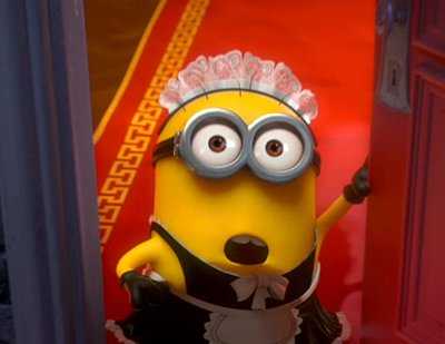 Halloween Trailer for 'Despicable Me 2' Teases Alien Kidnap