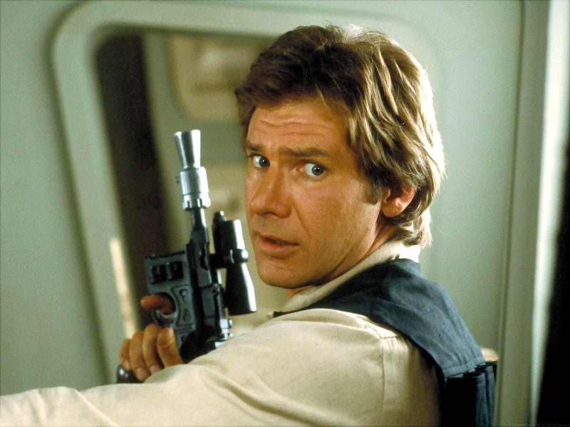 Harrison Ford 'Open' to Return as Han Solo in 'Star Wars Episode 7'