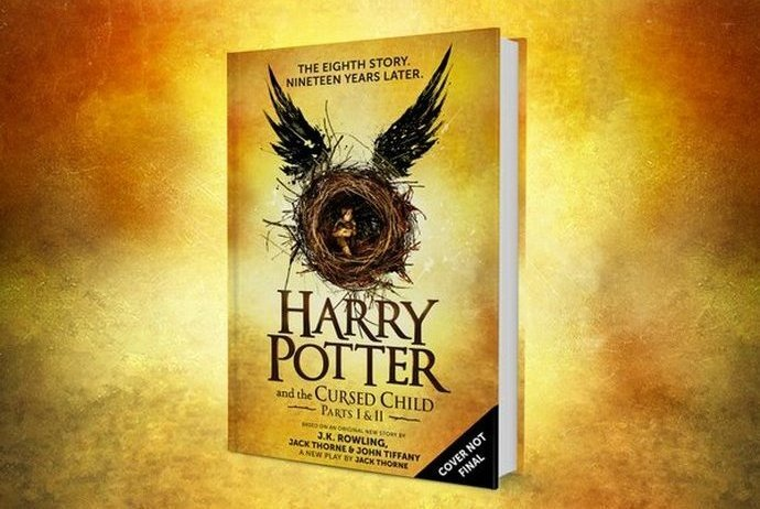 'Harry Potter and the Cursed Child' Script Will Be Published as Book This Summer