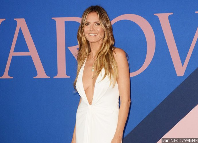 Report: Heidi Klum Has Had Plastic Surgery to Get Perkier Boobs