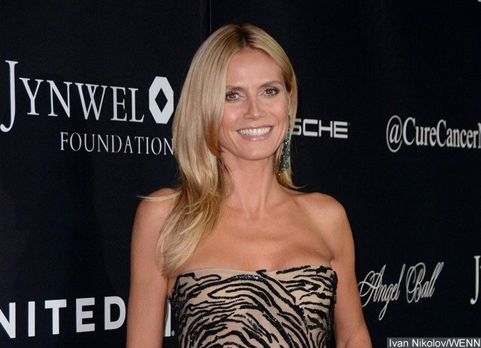 Heidi Klum Is Sleeping Completely Naked in This NSFW Photo
