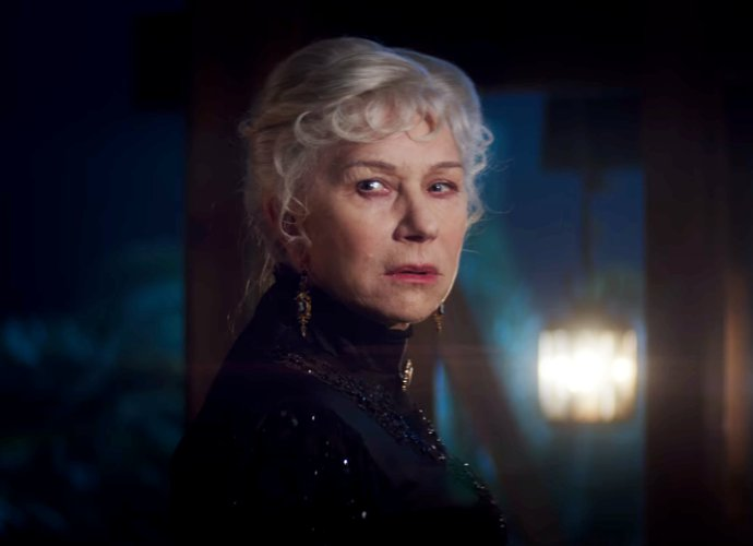 Watch! Helen Mirren Is Terrifying in 'Winchester: The House That Ghosts Built' Teaser Trailer