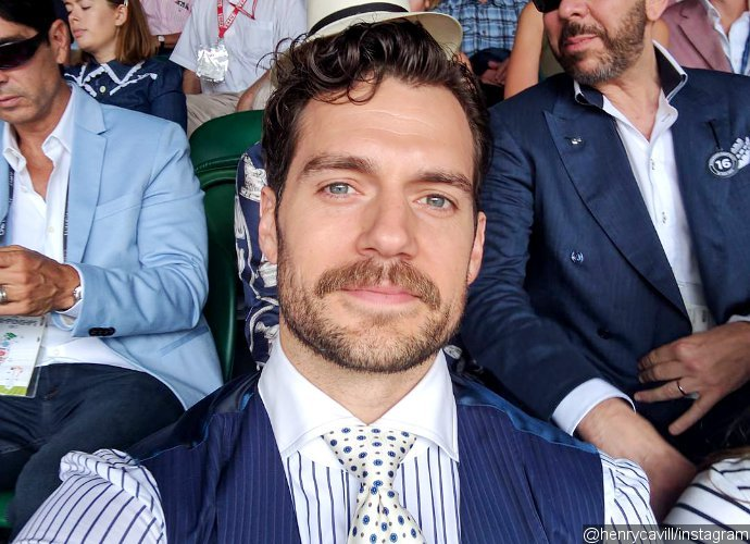 Henry Cavill Spotted With Rumored New GF Lucy Cork at Wimbledon