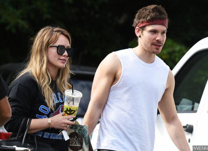 Hilary Duff Flaunts PDA With Matthew Koma After Confirming Reconciliation