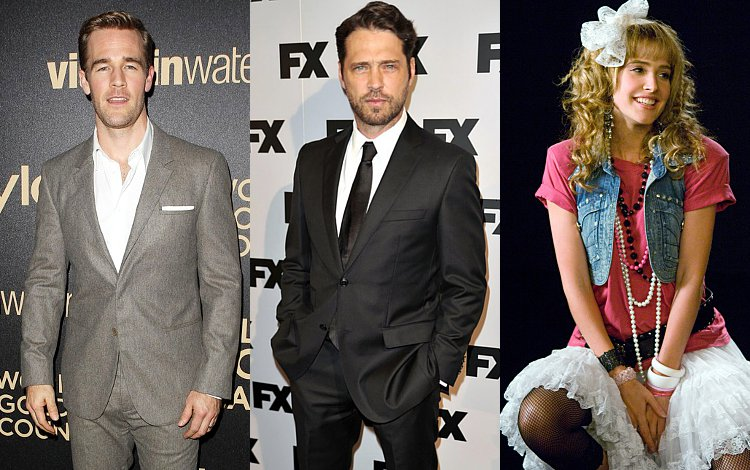 'HIMYM' Books James Van Der Beek, Jason Priestley for Final Robin Sparkles Chapter