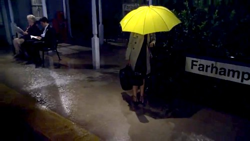 'How I Met Your Mother' Creator Dishes on the Girl With Yellow Umbrella