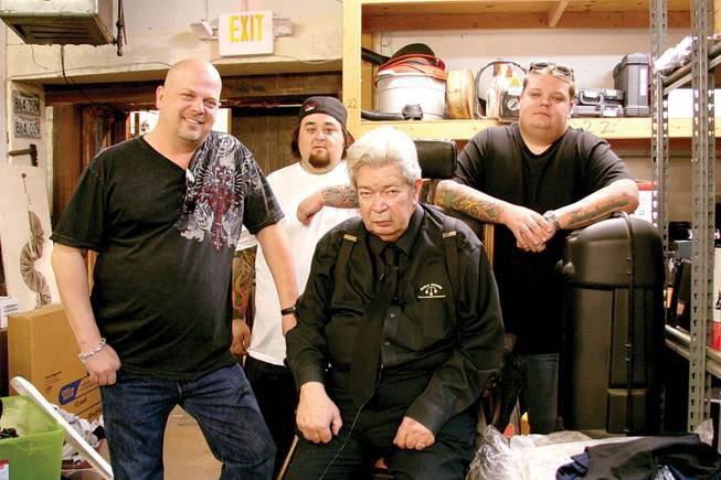 History Channel Hit With Lawsuit by 'Pawn Stars' Cast Members' Ex-Agent
