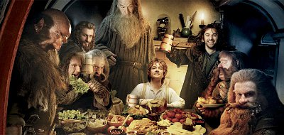 Bilbo Baggins embarks on an adventure in Middle Earth in 'The Hobbit: An Unexpected Journey'