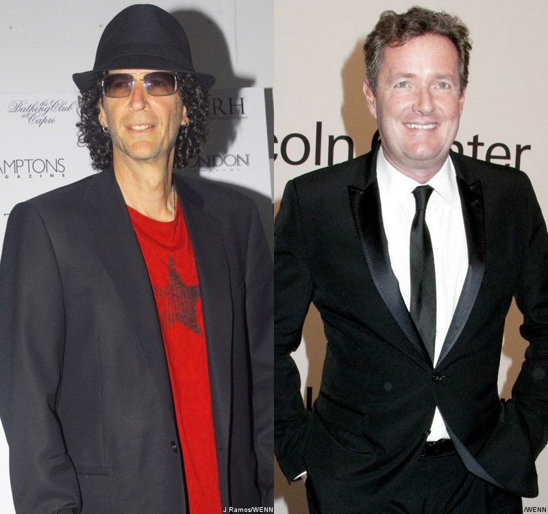 Howard Stern In Talks to Replace Piers Morgan on 'America's Got Talent'