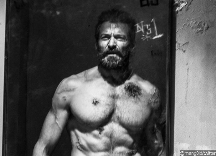 Logan 2017 Movie Hd Wallpaper: Ouch, It Looks Painful! Hugh Jackman Suffers Gunshot