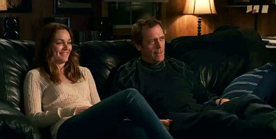 Hugh Laurie and Leighton Meester Have Affair in 'The Oranges' First Trailer