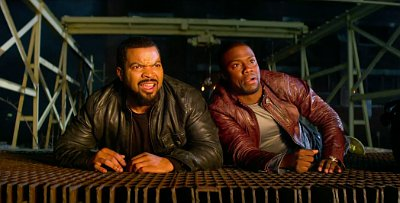 Ice Cube Mocks Kevin Hart's 'High-Pitched Scream' in 'Ride Along' First Full Trailer
