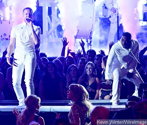 Video: Imagine Dragons and Kendrick Lamar Team Up to Perform at Grammys