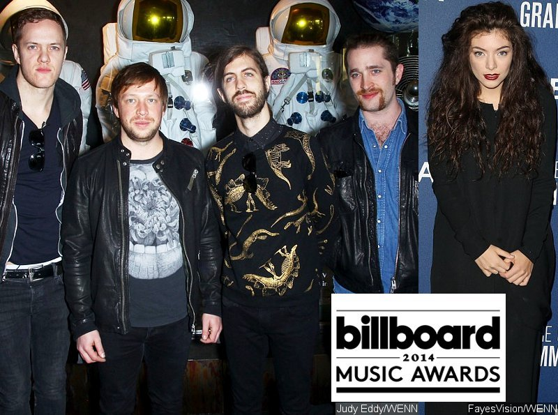 Imagine Dragons, Lorde Dominate 2014 Billboard Music Award Nominations