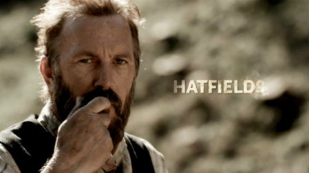 Intense Trailer for 'Hatfields and McCoys' Starring Kevin Costner
