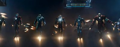 New 'Iron Man 3' Trailer: Tony Stark Brings Out His 'Boys'