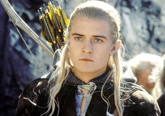 It's Official: Orlando Bloom Joins 'The Hobbit'
