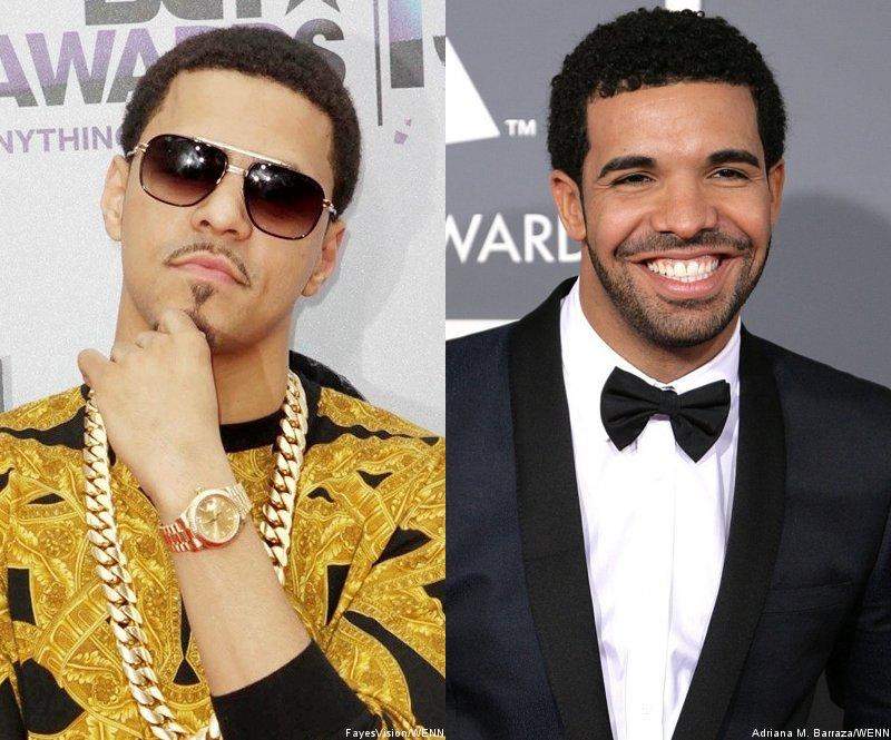 J. Cole Reacts to Controversy Over 'Hurtful' Lyric in Drake's  'Jodeci Freestyle'