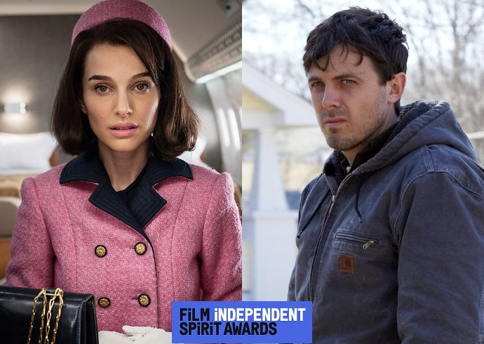 'Jackie', 'Manchester by the Sea' Among 2017 Film Independent Spirit Awards Nominees