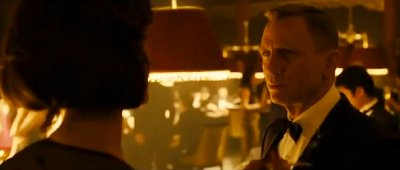 James Bond's Iconic Introduction Featured in New 'Skyfall' Clip