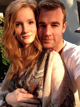 James Van Der Beek and Wife Kimberly Expecting Baby No. 3