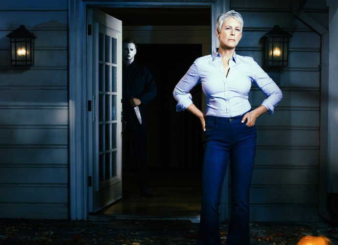 First Look: Jamie Lee Curtis Returns as Laurie Strode on Set of 'Halloween' Sequel