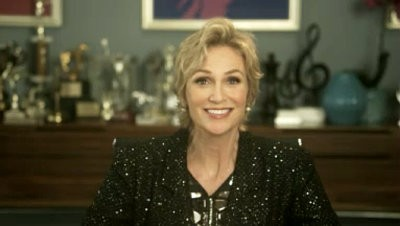 Jane Lynch Mixes Up 'Do Something' With 'Do Someone' in Promo Video