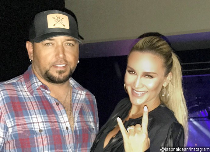Jason Aldean and Brittany Kerr Welcome First Child Together, Share First Picture