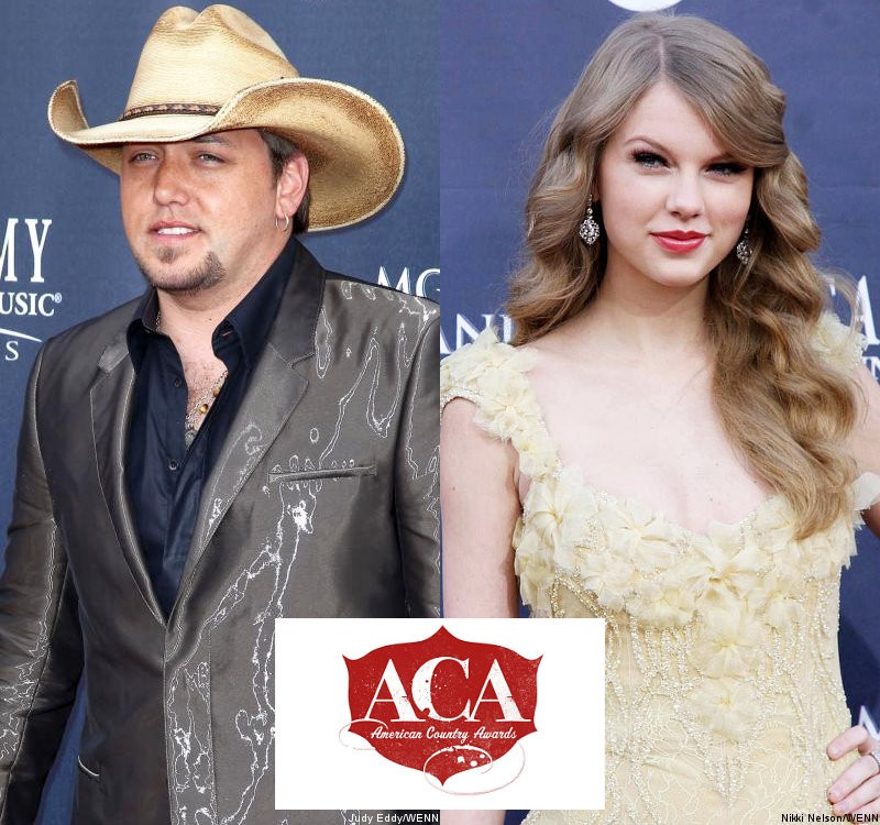Jason Aldean and Taylor Swift Lead 2011 American Country Awards Nominations