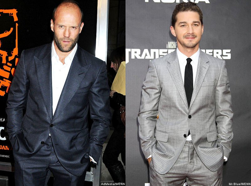 Report: Jason Statham Will Replace Shia LaBeouf in 'Transformers 4'