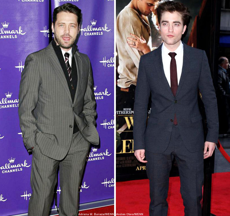 Jason Priestley Advices Robert Pattinson to Weather the Storm