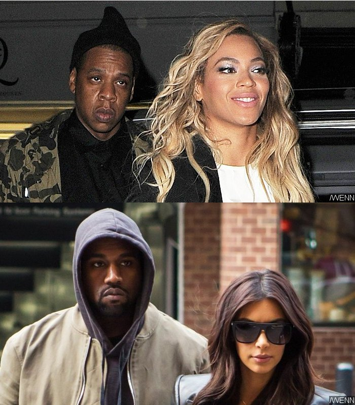 Report: Jay-Z and Beyonce to Miss Kanye and Kim's Wedding