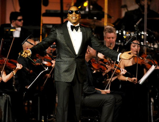 Video: Jay-Z Delivers First Live Performance of 'Glory' at Carnegie Hall