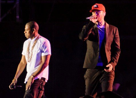 Video: Jay-Z Joined by Justin Timberlake to Perform 'Holy Grail' at Wireless Festival