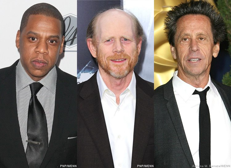 Jay-Z Plans New Movie With Oscar Winners Ron Howard and Brian Grazer