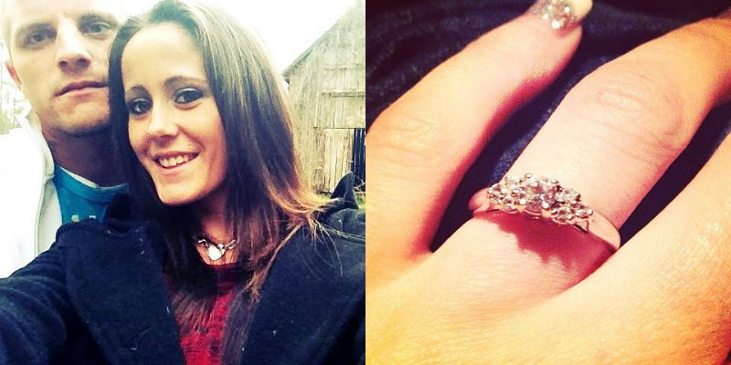 'Teen Mom 2' Star Jenelle Evans Announces Engagement to Courtland Rogers