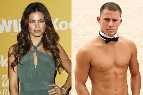 Jenna Dewan 'So Proud' of Channing Tatum's Stripping Scenes in 'Magic Mike'