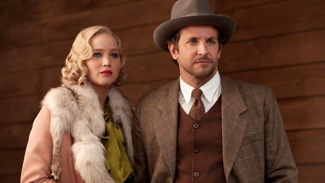 Jennifer Lawrence and Bradley Cooper Go Vintage in First Official Image of 'Serena'